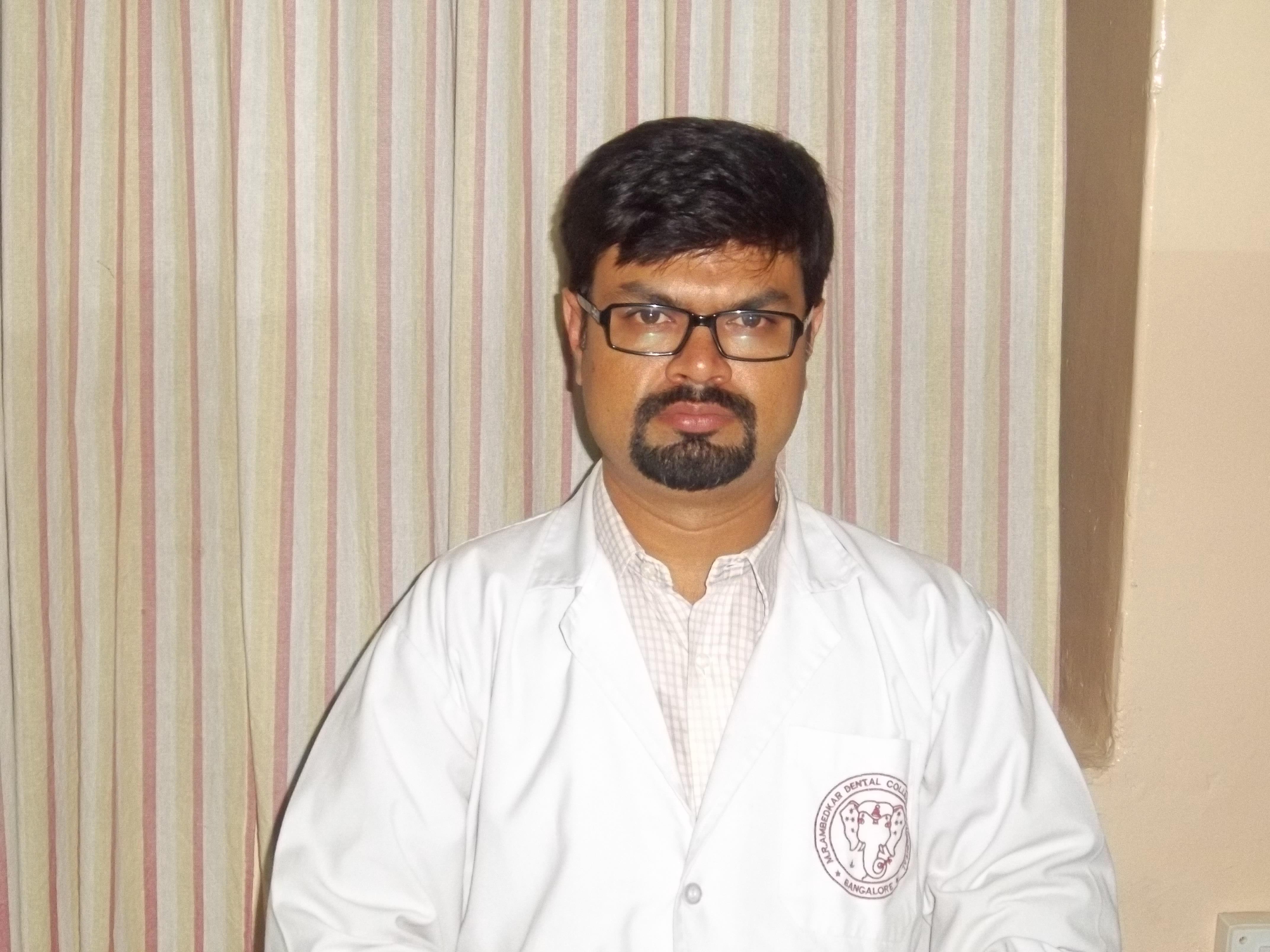 Dr. Umashankar G K