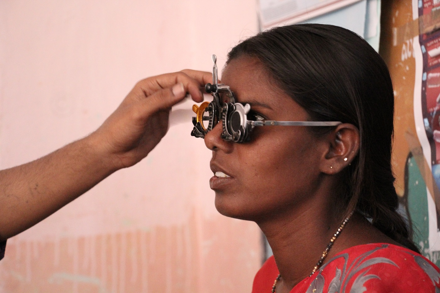 Corporate Social Responsibility eye care